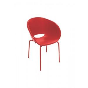 Cadeira Elena - Base Pintada