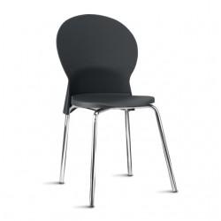 Cadeira Luna Cromada