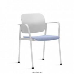 Cadeira Leaf Estofada